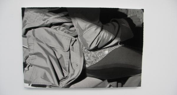 Berend Strik - Alterego in a New Adventure - 30x45cm Borduusel op C-print