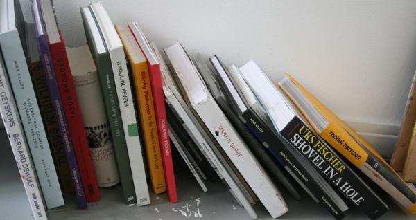 Stapeltje boeken