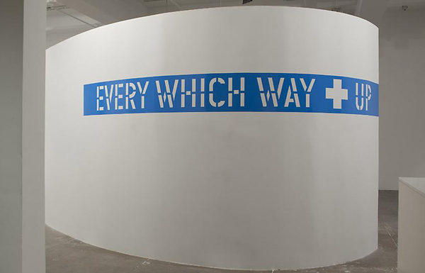 EVERY WHICH WAY + UP