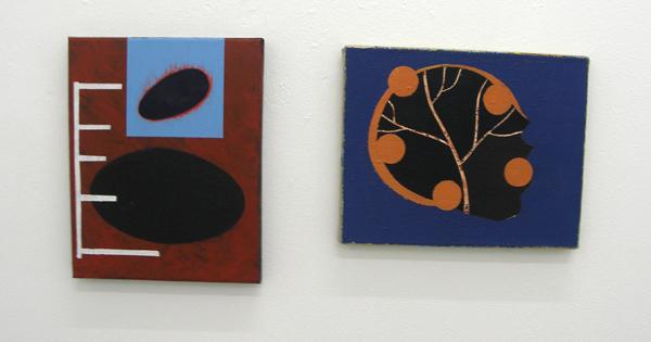 Lucas Silawanebessy - Untitled - Untitled - Olieverf op doek