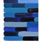 Work No 1132 - 30x25cm Acrylverf, enamel, inkt, olieverf en waterverf op canvas