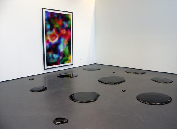 Ai Weiwei - Oil Spills en Thomas Ruff - Substrat 13l