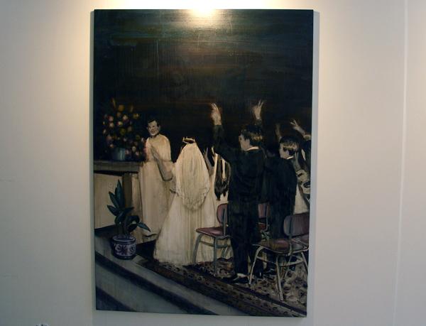 Galerie Gabriel Rolt - David Pedraza
