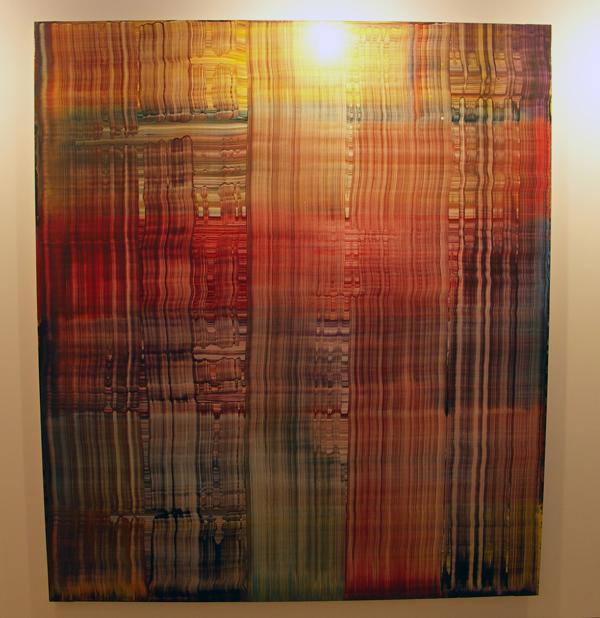 Galerie Micheline Szwajcer - Bernard Frize
