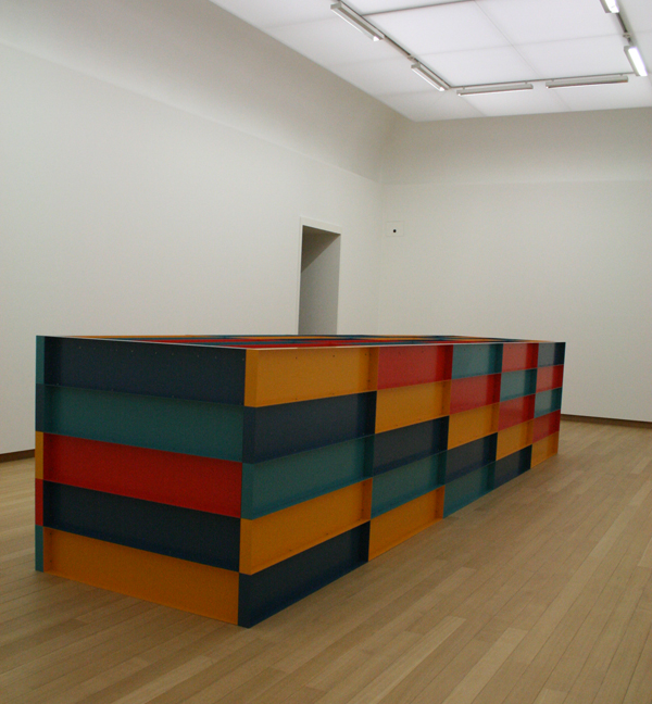 Donald Judd - Untitled