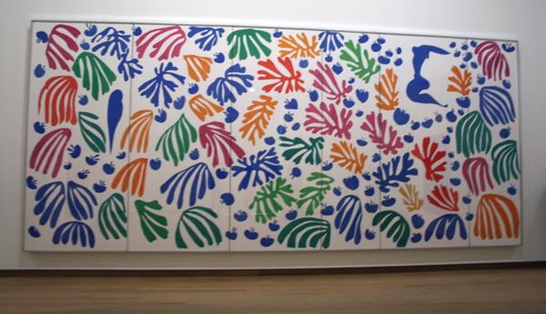 Henry Matisse - La Perruche et la sirene