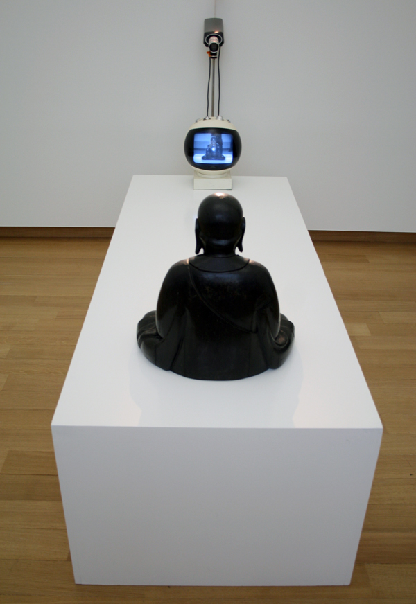 Nam June Paik - TV-Budha