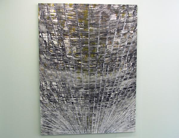 Structural Rules No.3 - 200x150cm Mixed Media op canvas