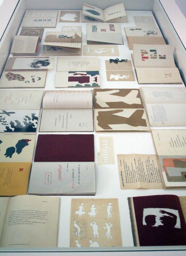 Willem Sandberg - Experimenta Typographica