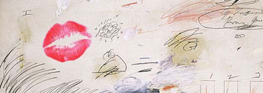 Cy Twombly kus