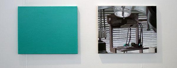 Galerie Brandt - Onbekend en Sander Cedee