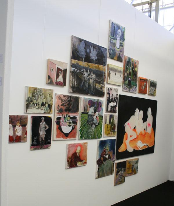 Galerie Helga Hofmon - Eva Schwab