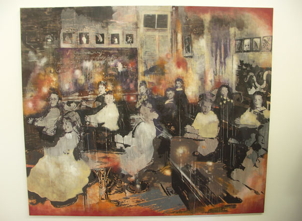 Galerie Martin Mertens - Miriam Vlaming