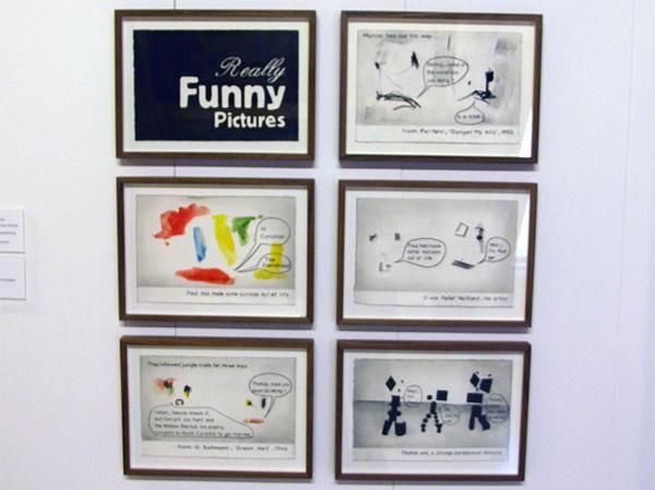 Marcel van Eeden - Zonder Titel (Really Funny Pictures)