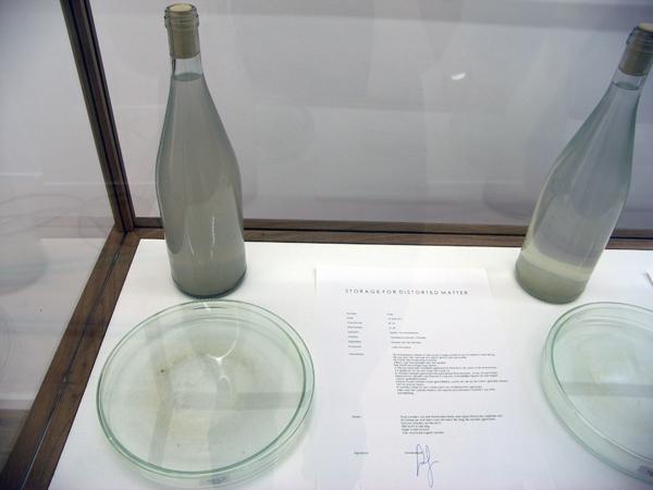 Loek Grootjans - Storage for Dirtorted Matter