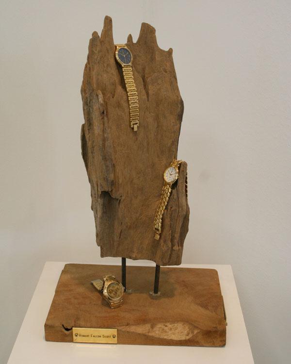 Willem Baars Projects - Robert Falcon Scott