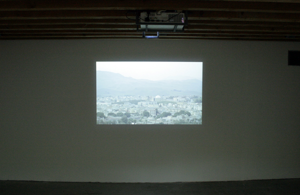 Raphaël Zarka - 14 vues de Gibeillina Nuova