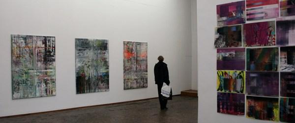 Bij Aschenbach & Hofland was een solo van Koen Delaere (1970) te zien en op de zolders werk van Isabelle Wenzel (1982) onder de titel 'Color Cocktail'. De werken van […]