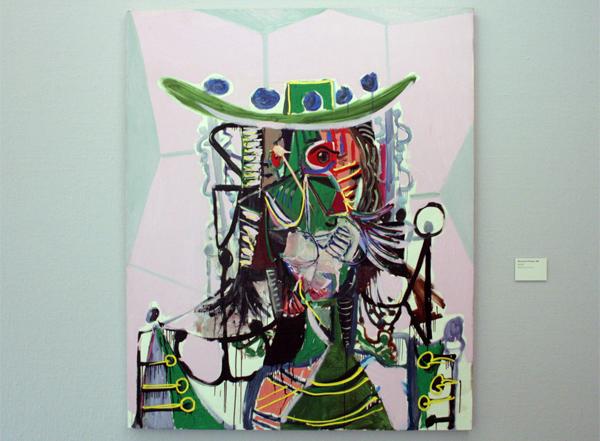 Memories of Picasso - Olieverf op doek