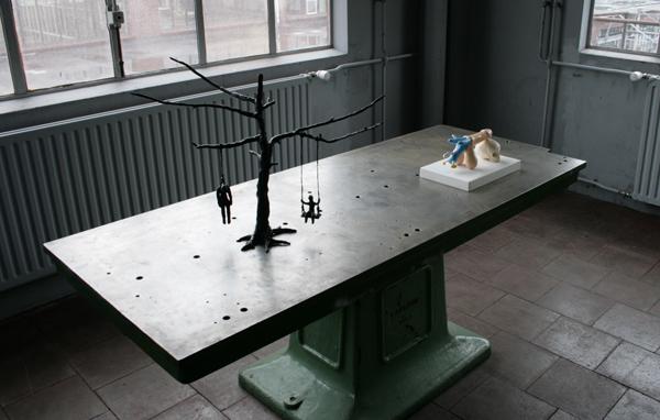 Atelier van Lieshout - Onbekend