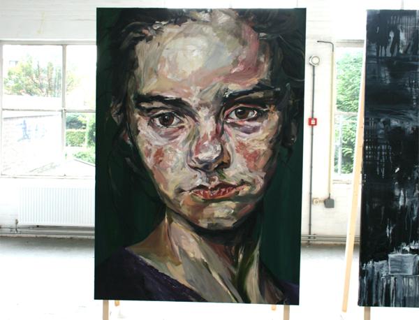 Paul Legeland - Face it 12 - Artel met Artel linnen