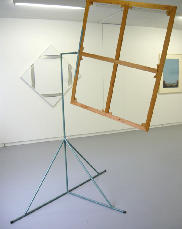 Marinus Boezem - Revolving Panel