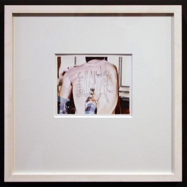 Joost Krijnen - Zonder Titel - 10x13cm Acrylverf op papier