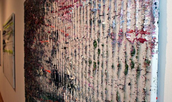 Koen Delaere (1970) - Zonder Titels - Olieverf en acrylverf op doek