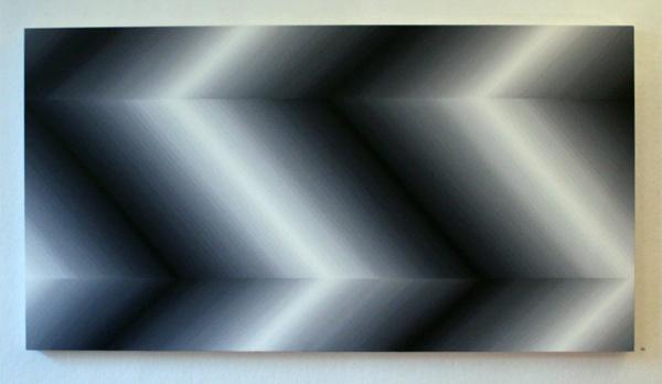Linda Arts - ZT #135 80x150cm Olieverf op paneel