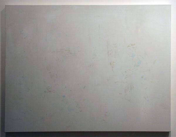 Maakje Schoorel (1973) - De meditatieruimte - Olieverf op doek
