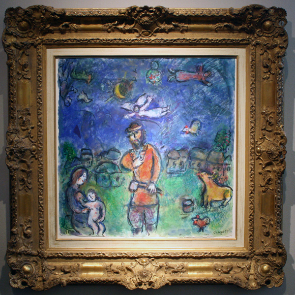 Peter Pappot - Marc Chagall