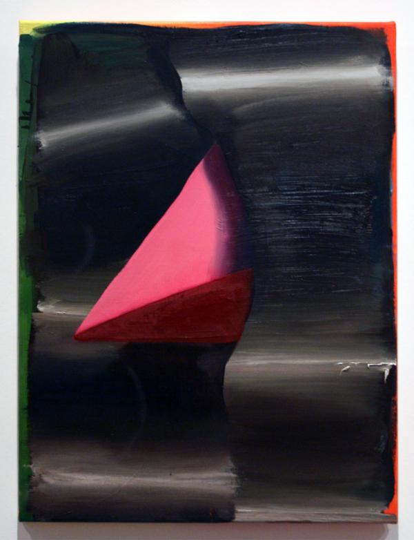 Sarah Verbeek (1974) - Zonder Titel - Olieverf op doek