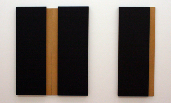 Marthe Wéry - Zonder Titel - Acrylverf op hout en panelen van MDF