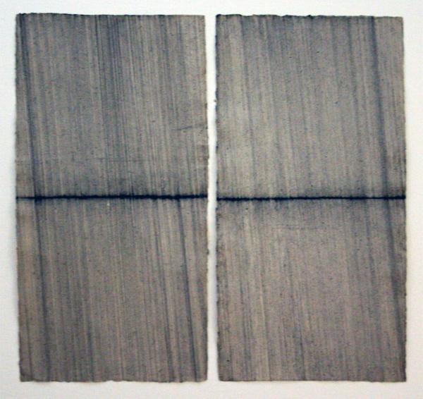 Marthe Wéry - Zonder Titel - Inkt op papier