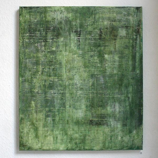 George Meertens - Arbos - 70x60cm Olieverf op doek