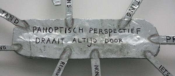 Dick Verdult - Het Panoptisch perspectief draait altijd door