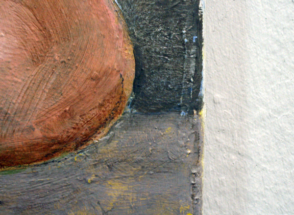 Roland Sohier - Exercise - 120x160cm Olieverf op canvas (detail)