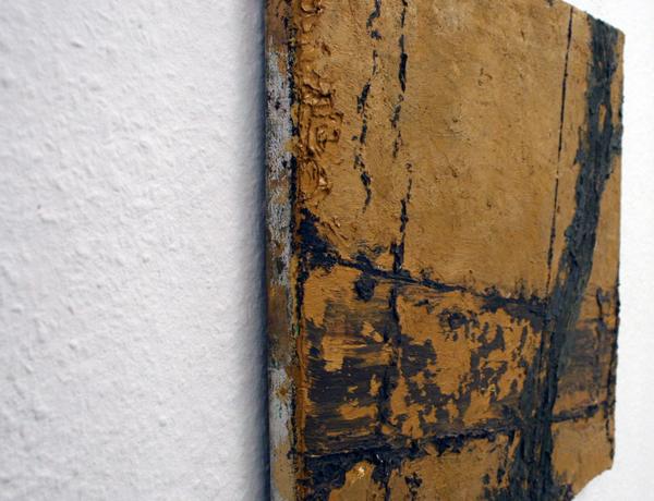 Ronald Zuurmond - Zonder Titel - 40x45cm Olieverf op doek (detail)