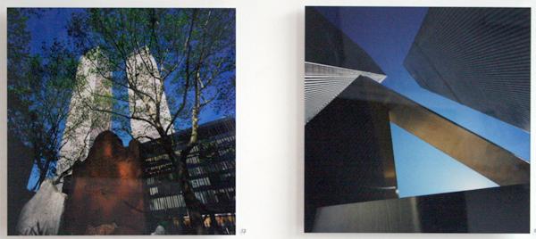 Wil van Dusseldorp - New York #1 & #2 - 40x40cm Metallic print op dibond
