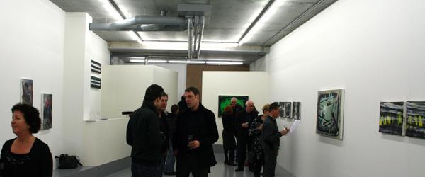 Afgelopen zaterdag debuteerde Jop Vissers (1986) bij Wim van Krimpen. De week ervoor was ik nog op atelierbezoek bij Vissers (we go long way back). Jop Vissers schildert. Het is […]