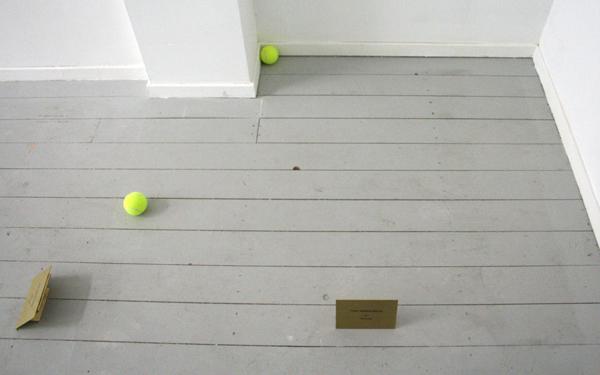 Rumiko Hagiwara - Two Tennisbals