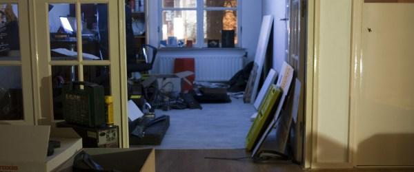 Ondertussen ben ik druk aan het verhuizen. Het is allemaal nog wat rommelig, dus zo ook hier.