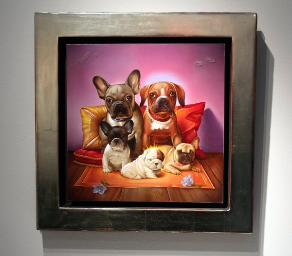 Henk van Kalken - Family portrait