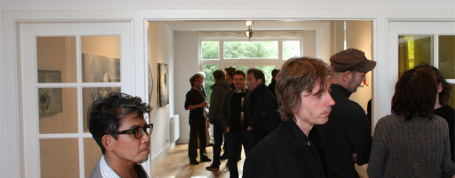 Vandaag opende bij Galerie Helder de duoshow van Jop Vissers Vorstenbosch en mijzelf. Openingsspeech was van Loek Grootjans, die een sterk verhaal hield over de veelheid van beelden, de snelheid […]