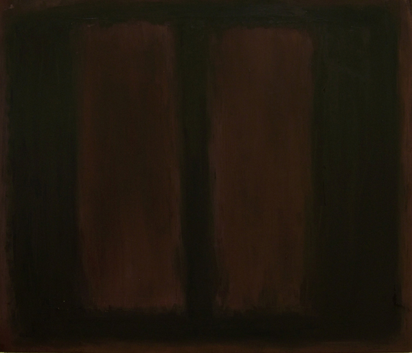 Marc Rothko - Seagram painting (?)