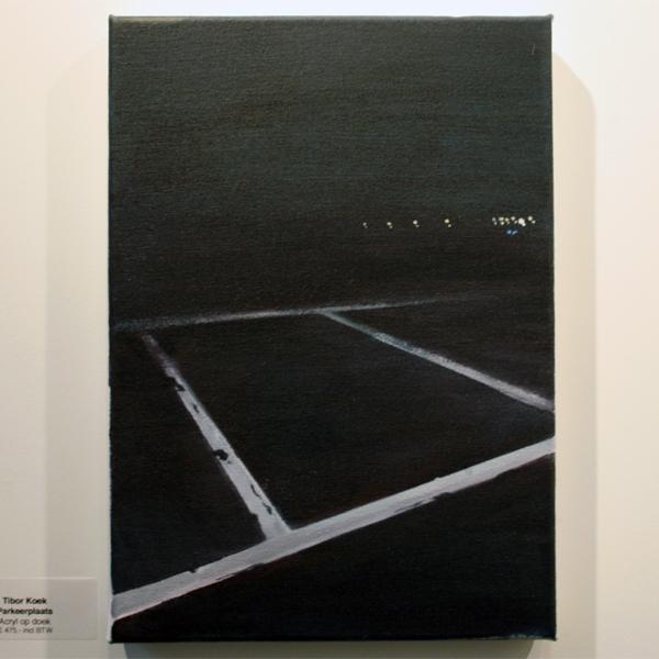 Tibor Koek - Parkeerplaats