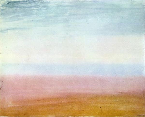 William Turner - Colour Beginning