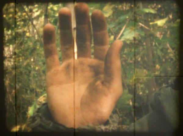 Rebecca Digne - Mains - 16mm filmloop