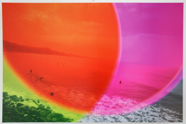 Warren Neidich - Impact Zone - 120x80cm pigment print