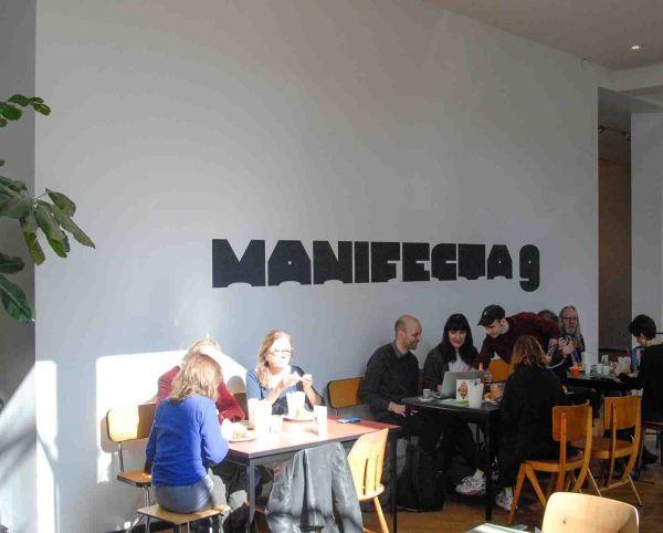 Manifesta 9 logo by Thonik